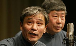 马志明 黄族民 相声《对春联》