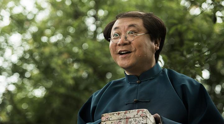 """范伟从""""舞台""""到""""荧幕""""的成功转型"""