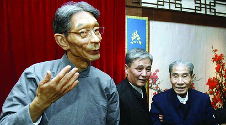 """李文华81岁进入""""宝字辈""""含泪拜师马三立 3030说 第3张"""