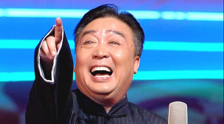 侯宝林大师临终前收的最后一位弟子——师胜杰  3030说 第2张