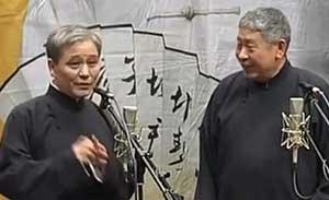 马志明 黄族民 相声 《狗碗》