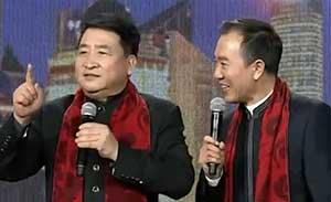 姜昆 戴志诚 相声 《乐在上海》