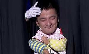 笑傲江湖 张雷 小品《婴儿的理想》