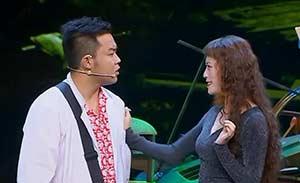 喜剧总动员 崔志佳 朱雨辰 小品《机器情缘》