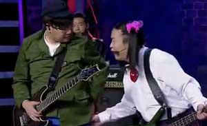 笑傲江湖 信仰乐队 音乐小品《啃老现象》