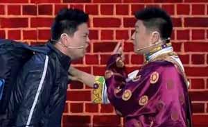 笑傲江湖 侯林林 仁青东珠 小品《藏囧奇遇记》