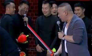 笑傲江湖 澎湃创想 黑光剧小品《宇宙乒乓大赛》