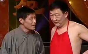 马季 刘伟 兰成 相声《训徒》