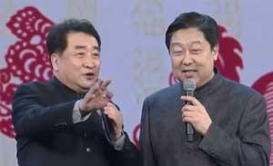 姜昆 郑健 相声《乐在其中》