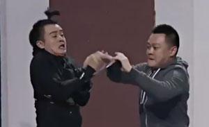 叶逢春 马朋 默剧小品《神偷双侠》