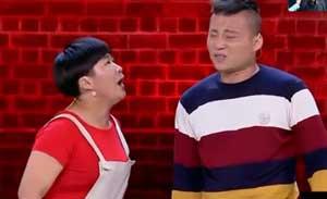 王金刚 红娜 小品《专业碰瓷》