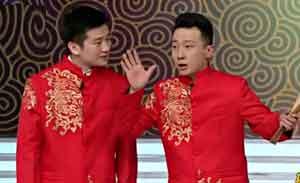 李寅飞 叶蓬等 群口相声《十二生肖贺新春》