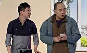 王浩 刘景范等 小品《墙上的餐桌》