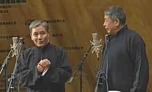 马志明 黄族民 相声《拉洋片》