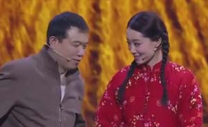 潘斌龙 崔志佳 张小斐 小品《大城小爱》