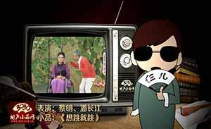 蔡明 潘长江 小品《想跳就跳》清晰版