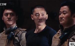 吴京 潘斌龙 刘奕君 即兴小品《战狼故事》