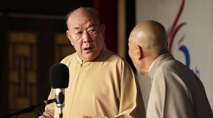 马三立弟子,相声名家尹笑声在天津逝世,享年81岁 3030说 第2张