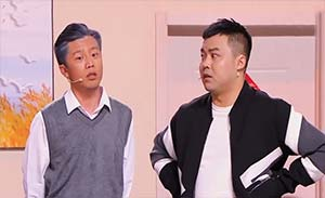 崔志佳 胡允柘 陈嘉男 小品《老爸的心愿》