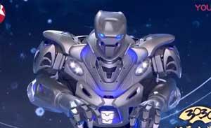 机器人泰坦 脱口秀《疯狂机器人》