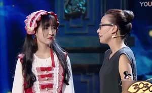 BEJ48女团组合美翻全场!小品《我是主角》